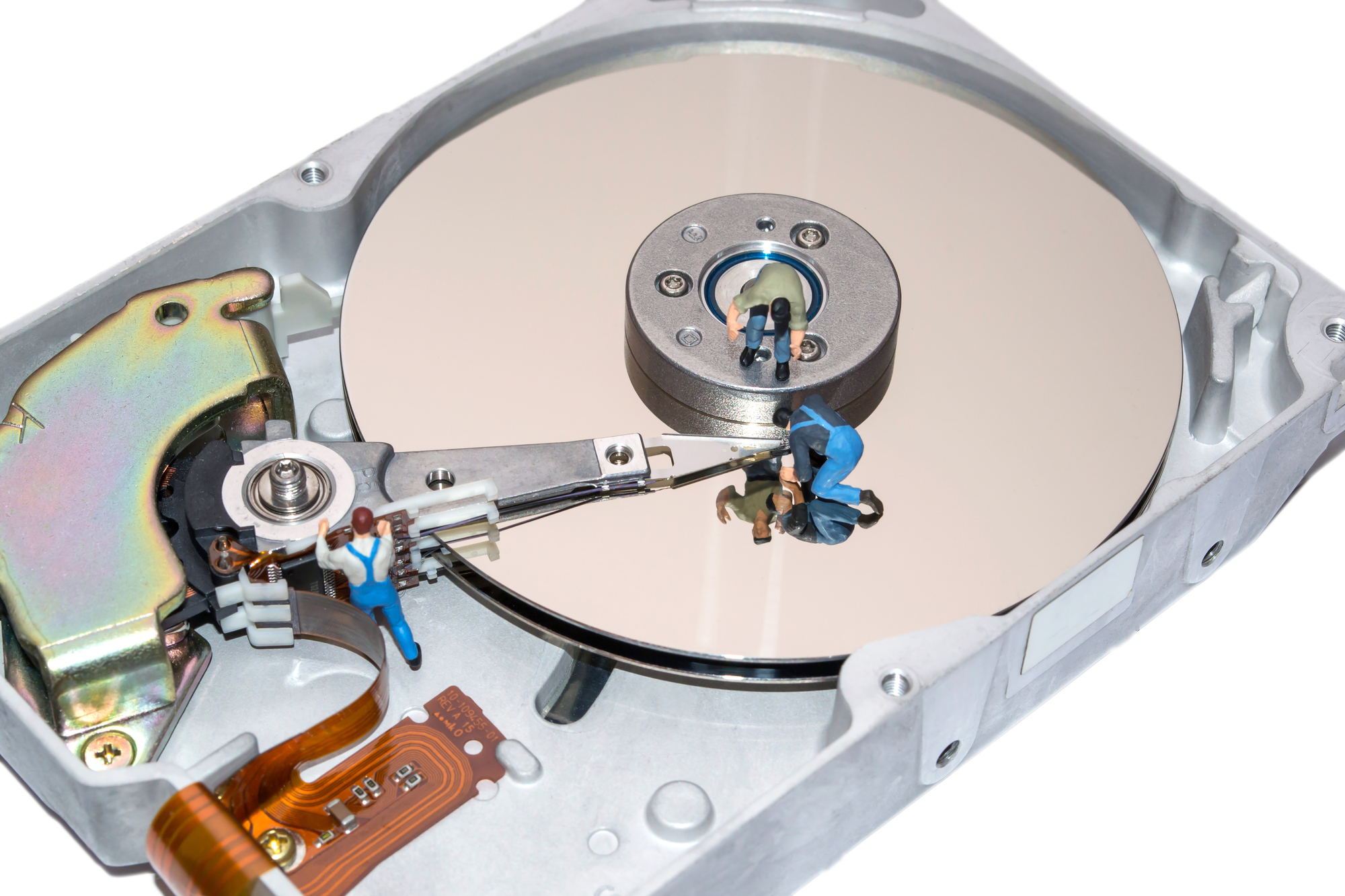 Odzyskiwanie danych z nośnika danych darmowe programy a praca fachowca.