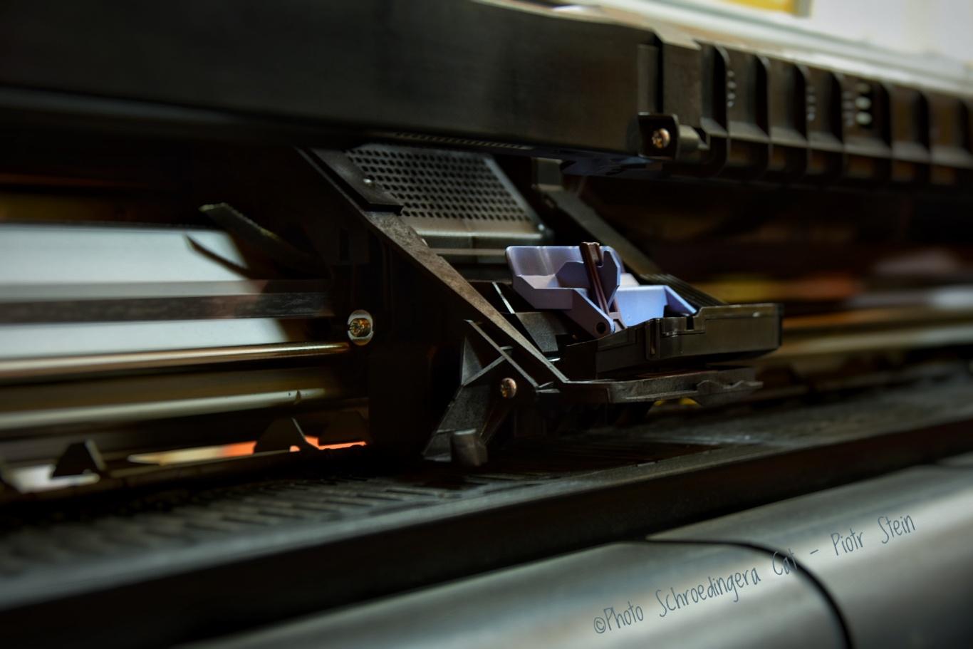 Serwis ploterów jest niezbędny w biurze projektów. serwis ploterów HP